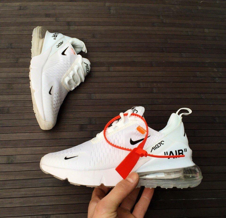 e362917a Купить кроссовки Найк | Nike Air Max 270 White в интернет-магазине в ...