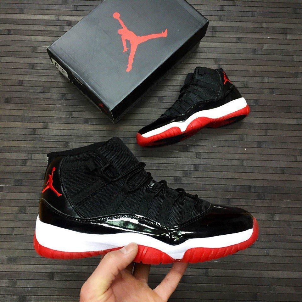 Купить кроссовки Air Jordan 11 Retro Bred в интернет-магазине в Минске df9b0d629fa