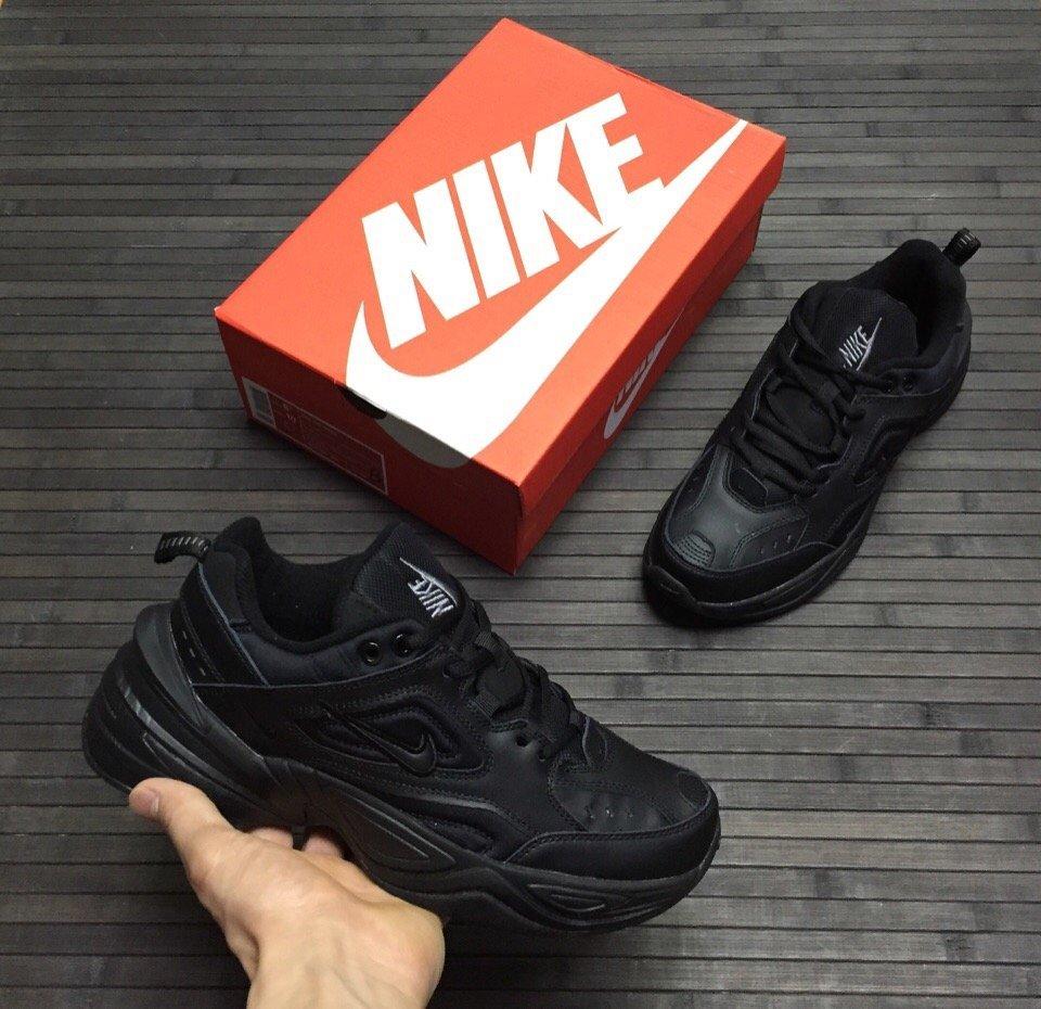 6db7295e9e58f Купить кроссовки Найк   Nike M2K Tekno Black в интернет-магазине в ...