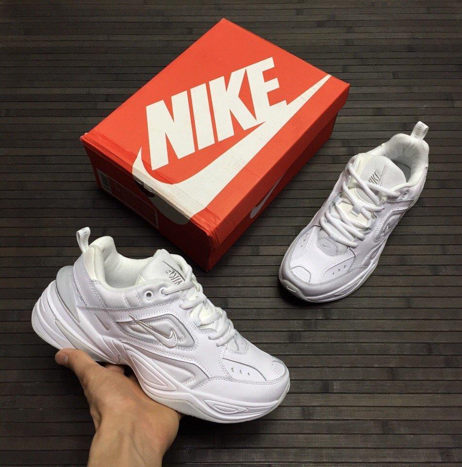 0a0ffb719bf Купить кроссовки Найк | Nike M2K Tekno White в интернет-магазине в ...