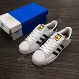 Кроссовки Adidas Superstar (White)