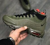 Кроссовки Nike Air Max 95 SneakerBoot (Dark Loden)