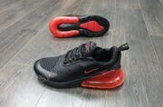 Кроссовки Nike Air Max 270 (Black Red)