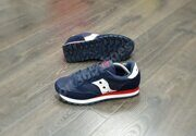Кроссовки Saucony Jazz (Blue White Red)