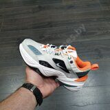 Кроссовки Nike M2K Tekno Gray Orange