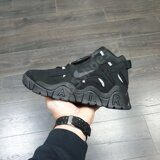 Кроссовки Nike Air Barrage Mid Black