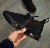 Кроссовки Nike LeBron 16 Full Black