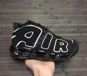 Кроссовки Nike Air More Uptempo (Black)