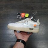 Кроссовки Nike Off White X Air Force 1 Low The Ten