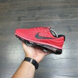 Кроссовки Nike Air Max 2017 Red Black