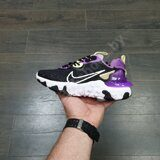 Кроссовки Nike Wmns React Vision Black Purple
