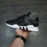 Кроссовки Adidas EQT Support ADV Black / White