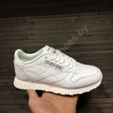 Кроссовки Reebok Classic Leather (All White)