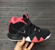 Кроссовки Nike Kyrie 4 (Black Red)