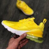 Кроссовки Nike Air Max 270 Yellow White