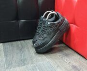 Кроссовки Nike Air Force 1 Shadow Full Black