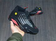 Кроссовки Air Jordan 14 Full Black