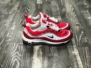 Кроссовки Nike Air Max 98 Red White