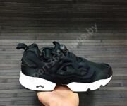Кроссовки Reebok Instapump Fury (Black White)