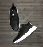 Кроссовки Nike Air Huarache Ultra (Black White)