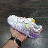 Кроссовки Nike Air Force 1 Shadow Low White Blue