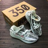 Кроссовки Adidas Yeezy Boost 350 V2 (White Gray)