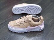 Кроссовки Nike Air Force 1 Jester XX Bio Beige / Pink