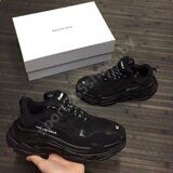 Кроссовки Balenciaga Triple S (Black)