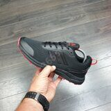 Кроссовки Adidas Boost Black Red