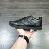 Кроссовки Reebok Classic Leather Full Black