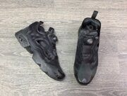 Кроссовки Reebok Instapump Fury (Full Black)