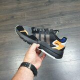 Кроссовки Adidas Nite Jogger Black Orange