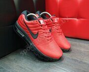 Кроссовки Nike Air Max 2017 (Red Black)
