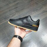 Кроссовки Nike Air Force 1 '07 Gore-Tex Black