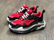 Кроссовки Balenciaga Triple S (Red)