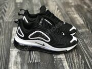 Кроссовки Nike Air Max 720 Black White