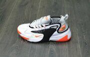 Кроссовки Nike Zoom 2K White Orange Black