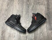 Кроссовки Nike Lunar Force 1 Duckboot Full Black