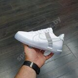 Кроссовки Nike Air Force 1 Low React QS White