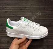 Кроссовки Adidas Stan Smith (White Green)