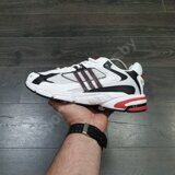 Кроссовки Adidas Response CL White Black Red