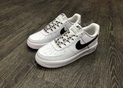 Кроссовки Nike Air Force 1 Low NBA (White)