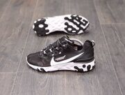 Кроссовки Nike React Element 87 Black White