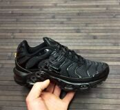 Кроссовки Nike Air Max Tn+ (Full Black)